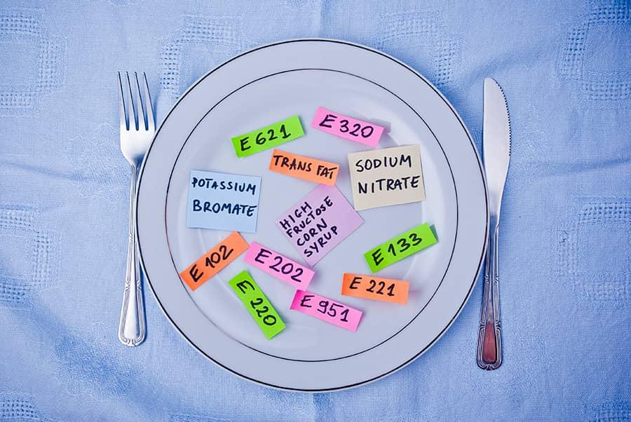 Tillsatser i mat